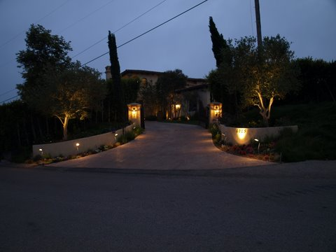 Westlake Village Outdoor Lighting Fixtures