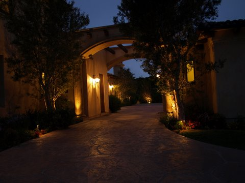 Westlake Village Outdoor Lighting Modern Outdoor  Lighting