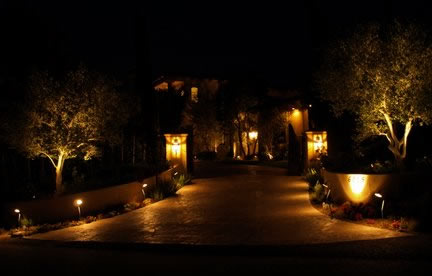 Westlake Village Outdoor Lighting